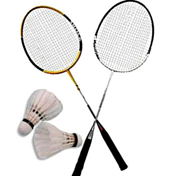 Badminton Rackets - Listing Items